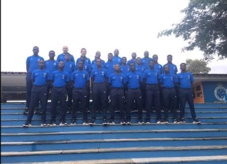 Gran resultado del Juvenil B de la Escuela de Fútbol Base AFA Angola frente al Mineiro (0-0)