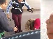 Separan cargo inspectores golpearon conductor