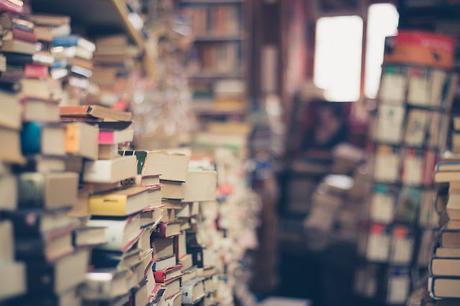 Vender libros usados