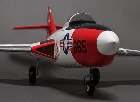 Scratch Dent F9f 8 Cougar Posite 90mm Edf Jet 1100mm Arf Au Warehouse