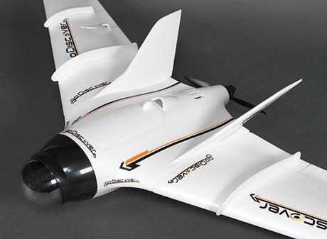 Hobbyking 174 8482 Go Discover Fpv Plane Epo 1600mm Pnf
