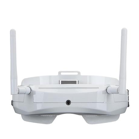 Skyzone Sky03 New Version 5 8g 48ch Diversity Receiver Fpv Goggles With Head Tracker Front