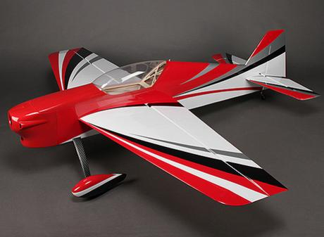 Scratch Dent Aerobatic Pattern Ep Airplane Balsa Ply 1650mm Arf Au Warehouse