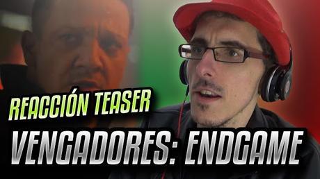 Video-reacción teaser