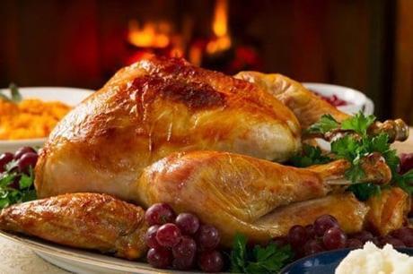 Alimentos más sanos de Navidad