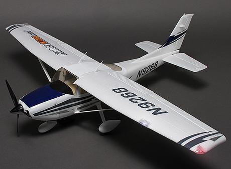Scratch Dent Hobbyking 182 Civil Aircraft 500 1300mm Pnf E1146 Uk Warehouse