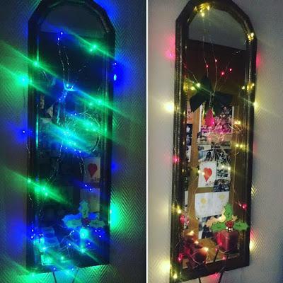 árbol de navidad, luces de navidad, navidad,