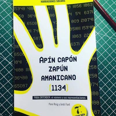 Apin, capon, zapun amanicano, 1134,