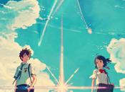 Reseña #354 Your Name Makoto Shinkai