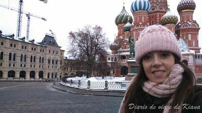 4 días en Moscú en invierno (diciembre)