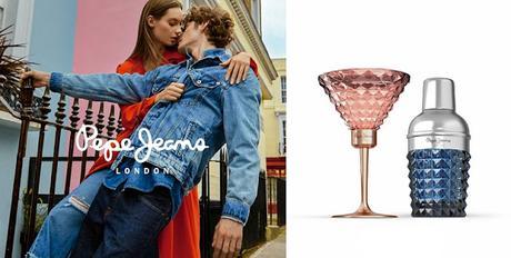 Un Elixir de Sensualidad para Ella y una Dosis de Osadía para Él de la mano de las Nuevas Fragancias de Pepe Jeans