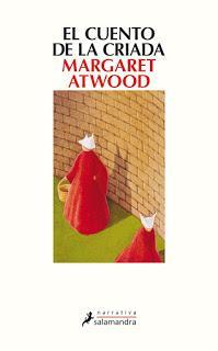 Reseña | El cuento de la criada ~ Margaret Atwood