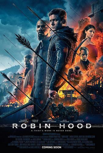 Robin Hood: millennial