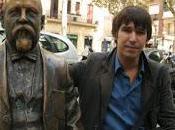 Estatuas literarias barcelonesas Laberint Wonderland
