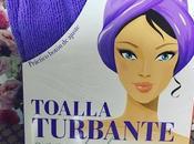 Toalla Turbante seca pelo Deliplus venta Mercadona