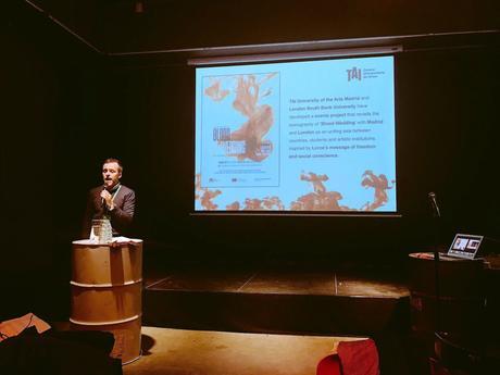 TAI en la conferencia de ELIA, élite mundial de las instituciones de educación superior en las artes
