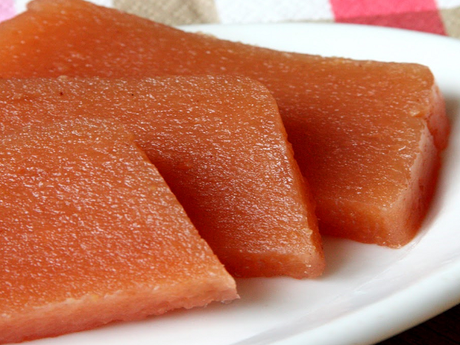 Como preparar dulce de membrillo casero