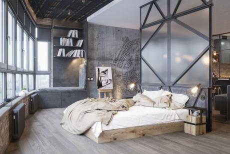 pine bed low
