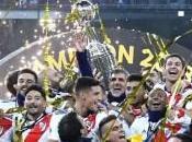 River Plate corona Campeón Copa Libertadores América