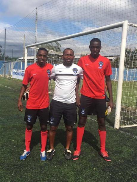 La Escuela de Fútbol Base AFA Angola campeón de la Final de Plata