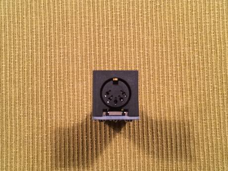 Din Midi Out Shield For Hobbytronics Usb Host Mini 5