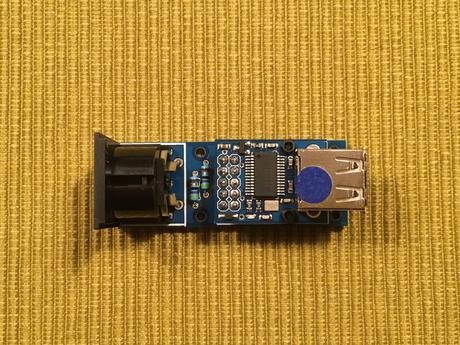 Din Midi Out Shield For Hobbytronics Usb Host Mini 2