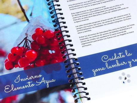 Agenda de Alimentación y cuidados de Teresa Llisterri 2019