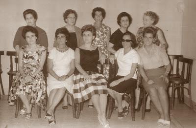 VII Campeonato Femenino de España – Barcelona 1961, ajedrecistas participantes