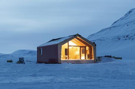Sostenibilidad minimalista: Un proyecto en el Ártico