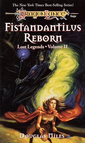 Reseña: libro Fistandantilus (Leyendas perdidas 2, dragonlance)