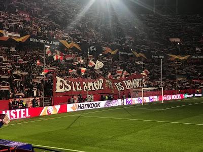 Crónica Sevilla FC 3 - Krasnodar 0