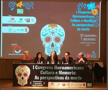 Congreso de LUgo Foto Inaugiración
