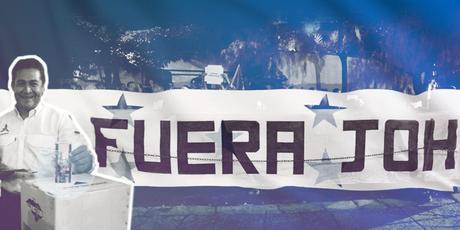 Honduras a un año del fraude electoral
