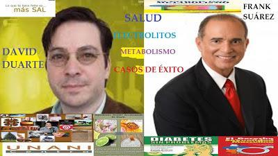 EL DOCTOR DEL SUERO Y EL ESPECIALISTA EN METABOLISMO