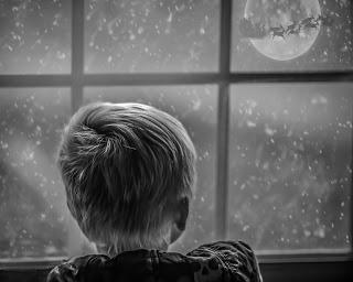 La Navidad en los ojos de un niño