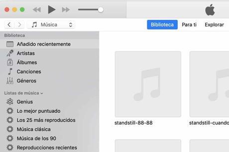 iTunes personalizar tono llamada en iPhone