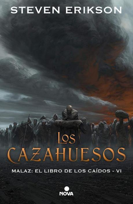 Portada de Los Cazahuesos