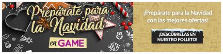 Ofertas de navidad y bajadas de precios semanas en GAME (14/12/2018)