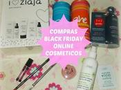 Compras Black Friday Online Cosmeticos