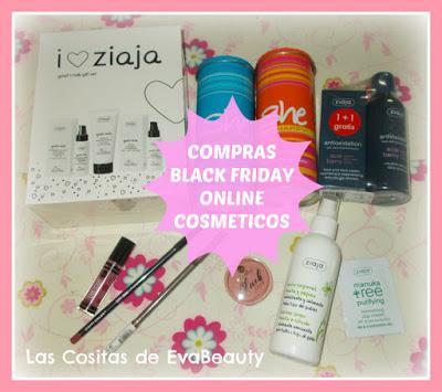 Compras Black Friday en Online Cosmeticos