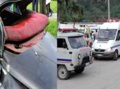 Impactante accidente Cuba deja varios lesionados grave estado salud