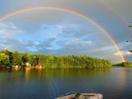 El arco iris, un símbolo poderoso en las antiguas creencias