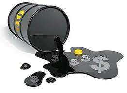 El precio del barril de petróleo, actualmente 60,33 $, ca...