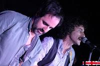 Muñeco Vudú y Juan Vigón en Costello