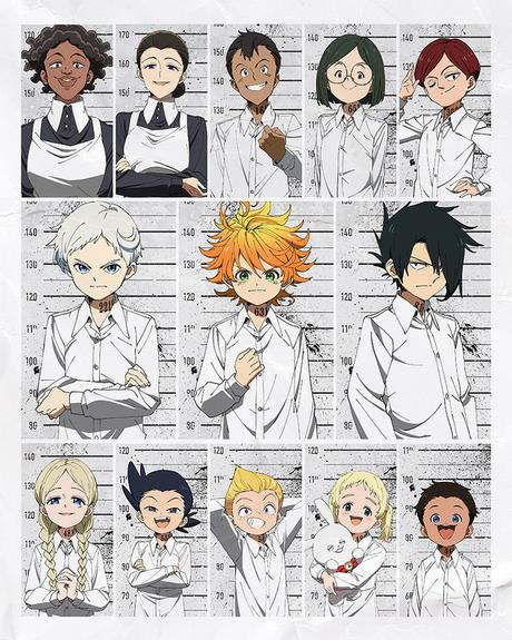 El anime The Promised Neverland ya cuenta con su 6to comercial