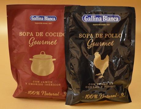 """DISFRUTABOX """"Gourmet vs. Gourmand"""" de Noviembre de 2018"""