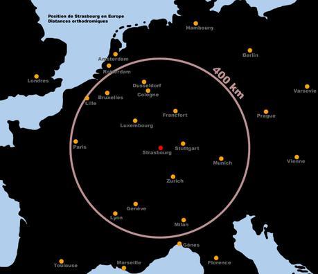 """Estrasburgo sufre el terrorismo islámico en su popular """"Mercadillo Navideño"""" ."""