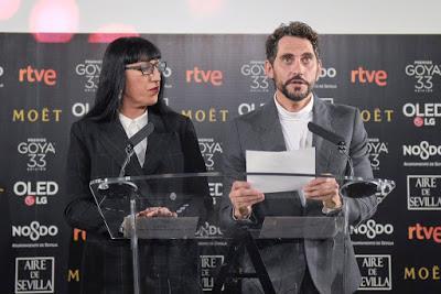 Nominaciones a los premios Goya 2019