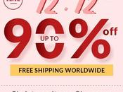 Sales Promotion From DressLily