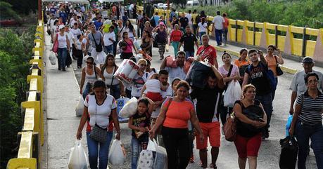 La Onu Liderará Plan Humanitario Para Migrantes Venezolanos